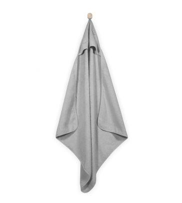 Ręcznik z kapturem Jollein 534-514-00023 szary