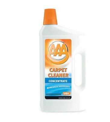 Koncentrat płynu do czyszczenia dywanów Vax Carpet Cleaner 1-9-127590-00