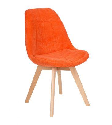 Krzesło LCN Parril pomarańczowe