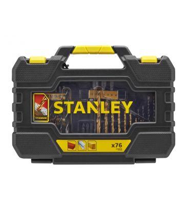 Zestaw wierteł i bitów 76 el. Stanley Fatmax STA88544-XJ