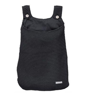 Torba Jollein Heavy Knit 010-871-65089 czarna