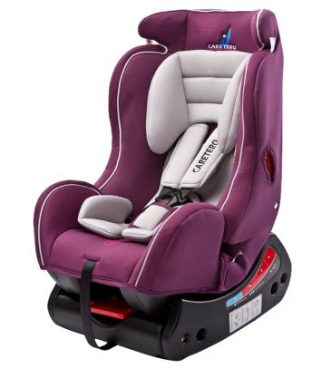 Fotelik samochodowy 0-25 kg Caretero Scope purple