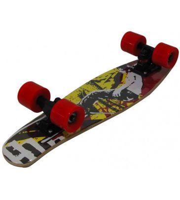 Deskorolka Kidzmotion Wooden Deckboard 404