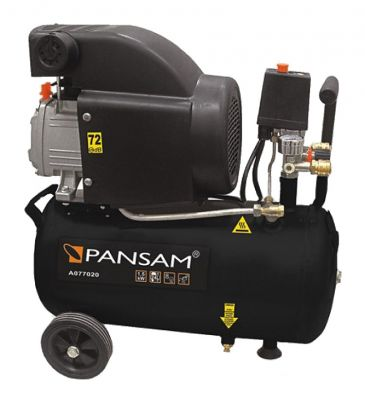 Kompresor olejowy 24L Pansam A077020