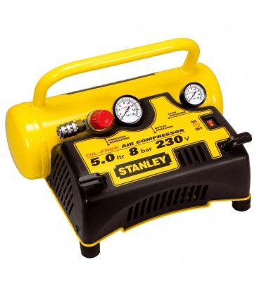 Kompresor bezolejowy 5L Stanley STN049 (STP549)