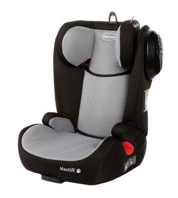 Fotelik samochodowy 15-36 kg Babysafe Mastiff grey