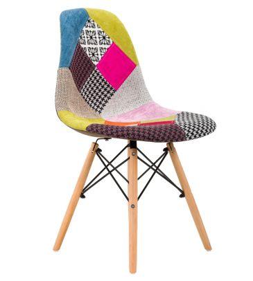 Krzesło patchwork FCS  Nitos 16