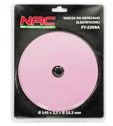 Tarcza do ostrzałki elektrycznej NAC FY230-S 145mm