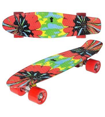 Deskorolka Kidzmotion Watermelon Deckboard 313