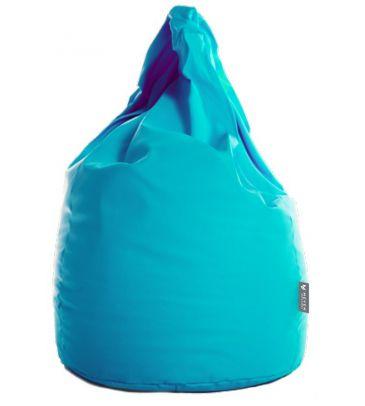 Pufa X-LAY niebieska