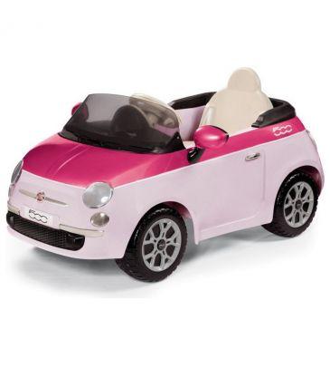 Pojazd na akumulator 6V Peg Perego Fiat 500 Pink IGED 1162