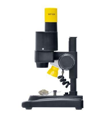 Mikroskop Bresser binookularowy 20x BRMK91190000