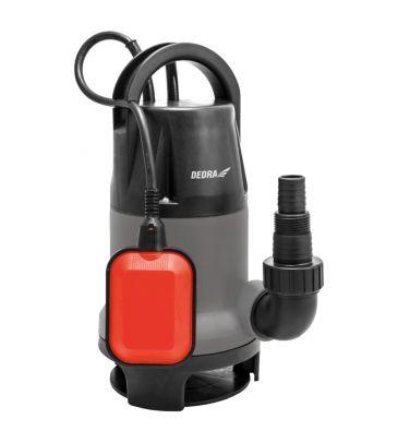 Pompa zanurzeniowa do wody brudnej i czystej DEDRA DED8841 550W