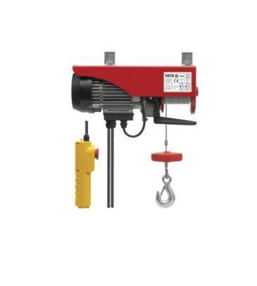 Elektryczny wciągnik linowy 500w 125/250kg YATO YT-5901