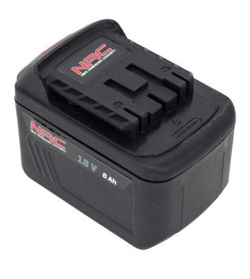 Akumulator do urządzeń akumulatorowych NAC B18-60-S 18V 6Ah