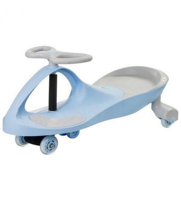Jeździk TwistCar pastelowy niebieski