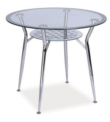 Stół okrągły Signal Molar 90cm