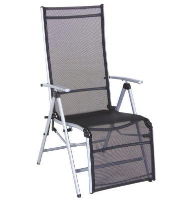 Fotel 7-pozycyjny stalowy MODERATO plus