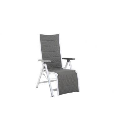 Fotel 5-pozycyjny z podnóżkiem Futosa MWH