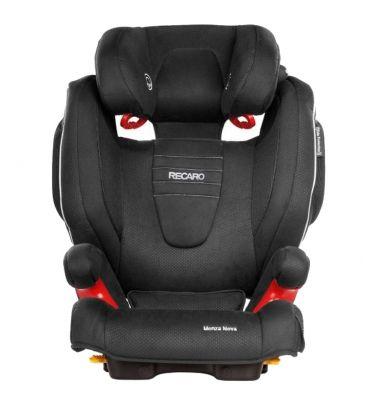 Fotelik samochodowy 15-36 kg Recaro Monza Nova 2 black