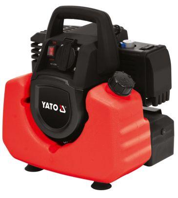 Agregat prądotwórczy inwentorowy 800W YATO YT-85481