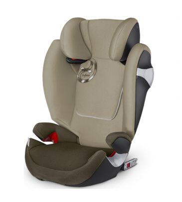 Fotelik samochodowy 15-36 kg Cybex Solution M-FIX olive khaki