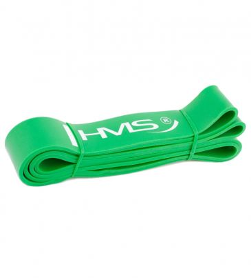 Guma do ćwiczeń HMS GU05 green 45