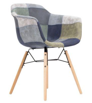 Krzesło patchwork TDF  Frego 05