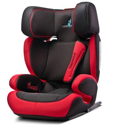 Fotelik samochodowy 15-36 kg Caretero Huggi Isofix red