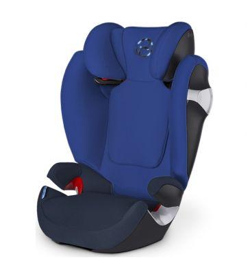 Fotelik samochodowy 15-36 kg Cybex Solution M royal blue