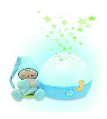 Projektor gwiazdek Chicco niebieski