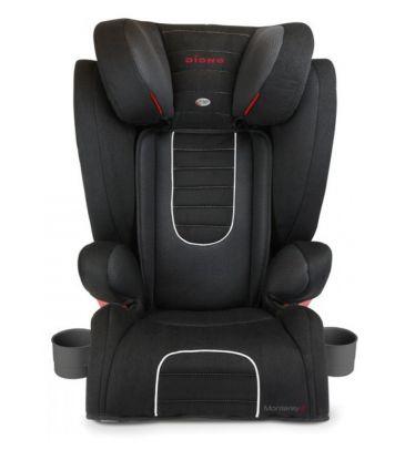 Fotelik samochodowy Diono Monterey 3 15-36 kg czarny