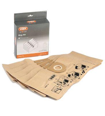 Worki papierowe 5 szt Vax 1-1-131045-00