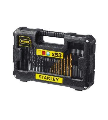 Zestaw wierteł i końcówek wkrętakowych Stanley Fatmax STA7223-XJ