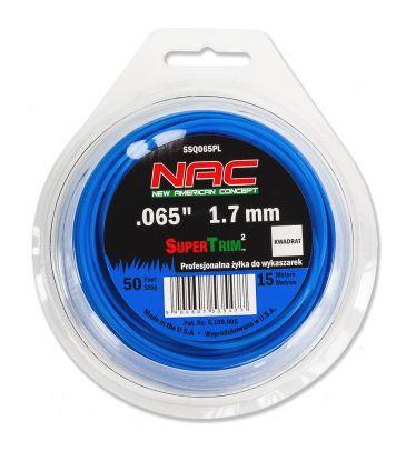 Żyłka tnąca gwiazdka 1,7 mm NAC CY065PL