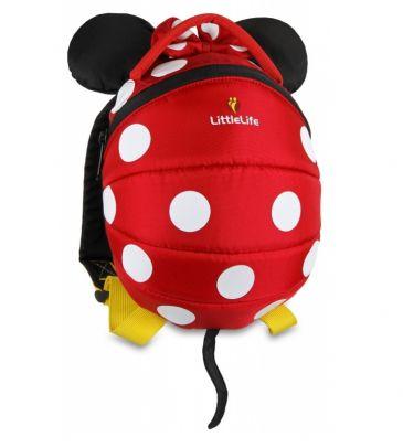 Plecak dziecięcy Littlelife Animal Pack 1-3 lata minnie