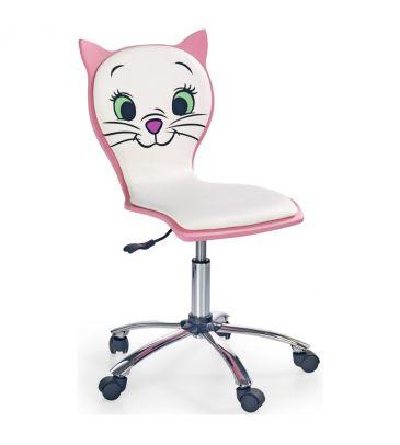 Fotel obrotowy dziecięcy Halmar Kitty 2