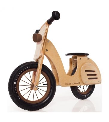 Rowerek biegowy Prince Lionheart Whirl Balance Scooter 7605 brown