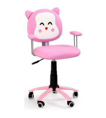 Fotel obrotowy dziecięcy Halmar Kitty