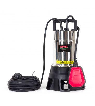 Pompa zanurzeniowa do brudnej wody NAC SPE75HI-L 750W