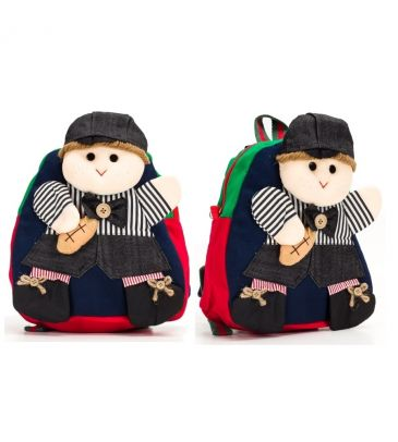 Plecaczek dziecięcy 3+ Cole boy