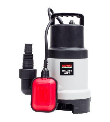 Pompa zatapialna do wody brudnej NAC SPE110D-N