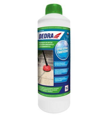 Preparat myjący do posadzek na tarasach i balkonach DEDRA DED8823A6 1L