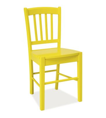 Krzesło Signal CD-57 żółte
