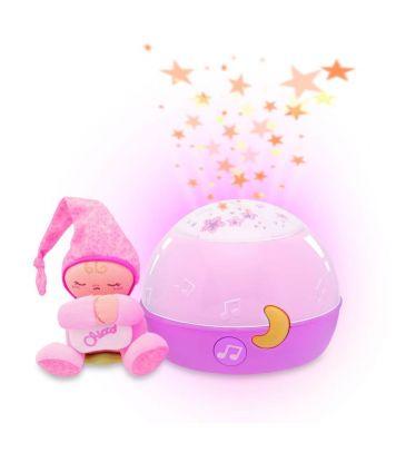 Projektor gwiazdek Chicco różowy