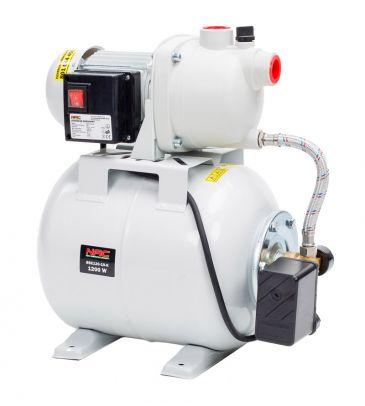 Hydrofor ogrodowy NAC BSE120-19-K