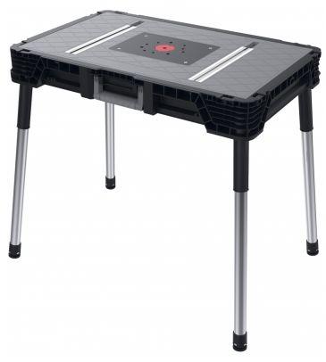 Stół przenośny Keter Jobsite z akcesoriami 230801