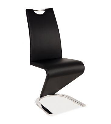Krzesło Signal H-090 czarne