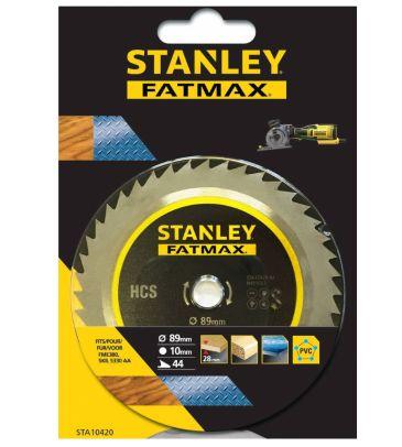 Tarcza do cięcia metalu Stanley FATMAX STA10420 89mm