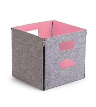 Składane pudełko Childhome CCFSBSP różowe